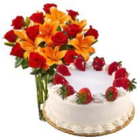 Send Flowers and Cake in Indore http://www.indiaflowermall.com/indore.htm
