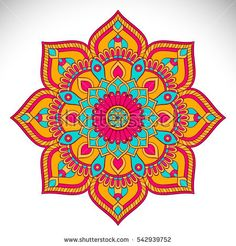 Find Flower Mandalas Vintage Decorative Elements Oriental stock images in HD and millions of other royalty-free stock photos, illustrations and vectors in the Shutterstock collection. Mandala Art, Mandala Design, Mandala Floral, Mandala Canvas, Mandala Drawing, Mandala Painting, Dot Painting, Mandala Oriental, Motif Oriental