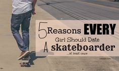 5 Reasons Skateboarders Rock (and make great mates as well)