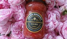 Jak udělat marmeládu z růžových lístků   recept Preserves, Pesto, Pickles, Salsa, Jar, Food, Preserve, Essen, Preserving Food