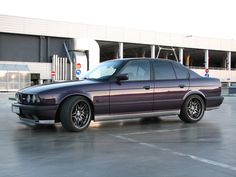 Love Daytona Violet E34 M5! Bmw S5, Bmw E30 M3, Bavarian Motor Works, Bmw Wallpapers, Bmw 528i, Bmw 7 Series, Bmw Love, Classic Motors, Bmw Cars