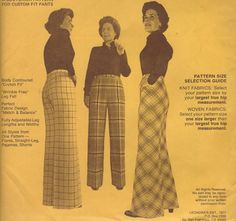 70s Leonora's Couturier Pattern for Custom Fit by CloesCloset