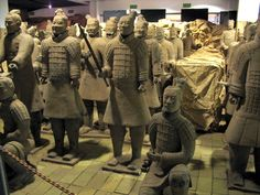 chinese terra cotta army | Wonderful Places in Asia: Terracotta Army - China