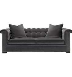 Kent Sofa from the 1911 Collection collection by Hickory Chair Furniture Co.