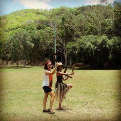 Aprendimos a usar un #boomerang en #Cairns en el parque Aborigen #Tjapukai fue una gran experiencia.  We learnt to throw a boomerang at Cairns.  Did you try? #worldplaces #world_places #world_shots #world_shotz ##beautifulplaces #worldcaptures #wonderful_places #worldtravelbook #wonderful_shots #webstagram #wonderlust #wanderlust #wonderlust #beautifuldestinations #instatravel #mytravelgram #igtravel #instadaily #igers #igdaily