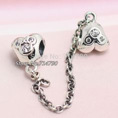 35pcs Fashion Tree European Charm Crystal Spacer Beads Fit Necklace Bracelet