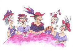 Dear Lady Red Hat