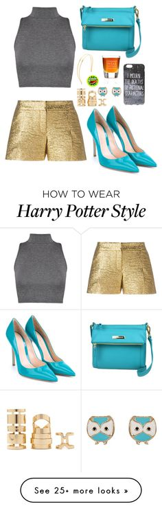 """Untitled #346"" by tychehecateartemishera on Polyvore featuring WearAll, Monsoon, Lanvin, TravelSmith, Gianvito Rossi, Liz Claiborne, Forever 21 and Mrs. President & Co."
