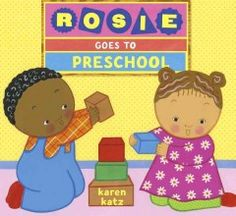 Rosie, a helpful preschooler, offers advice to children facing their first day of preschool.