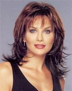 2015 hairstyles for women over 40 with bangs - Bing Images
