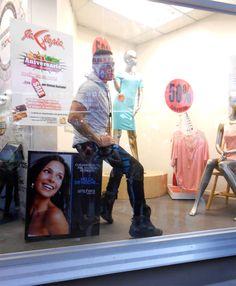 #Moda #Casual al mejor precio #Descuentos de #Aniversario hasta el 31 de julio #jeans #camiseta #chaqueta  #maniquihumano