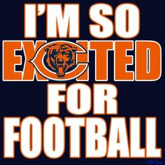 Chicago Bears Quotes, Nfl Chicago Bears, Bears Football, Chicago Blackhawks, Chicago Bulls, Baseball, Chicago Bears Super Bowl, Bear Signs, Walter Payton