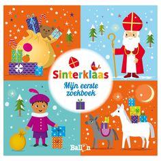 Mijn Eerste Zoekboek Sinterklaas