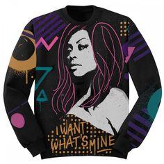 Empire Cookie Pop Art Sweatshirt