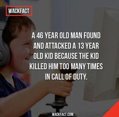 13 Wacky Facts