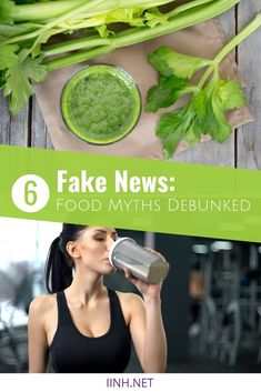 Fake News: 6 Food Myths Debunked We are inundated with data and information when it comes to health & wellness. It's really no wonder that sifting through all of this information to find the facts vs fiction has become so hard. Every year, something new hits the limelight. We're half way into 2019 and already we've got some new trending nutrition news and fads to address. It's time to get those food myths debunked.