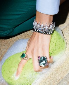 Photography by Thomas LagrangeM Le Monde #photography #jewelry #luxe