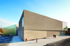 Gallery of Multisports Hall Mouvaux / de Alzua+ - 6