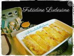 Cucina Lodigiana: Fritàdine Ludesàne - Frittatine Lodigiane