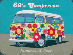 '60s Campervan