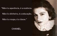Chanel frase