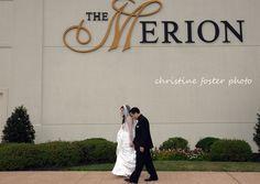#theMerion  #wedding