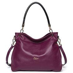 CLUCI Women's Leather Designer Handbags Purse Shoulder To... https://www.amazon.com/dp/B01LRYJK1C/ref=cm_sw_r_pi_dp_x_hkubybV2Q6834