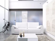 Sofa, Couch, Color Beige, Furniture, Ash, Home Decor, Style, Solid Wood, White Leather Sofas