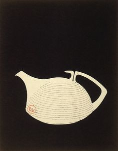 Walter Gropius, Tac I et Tac Bauhaus, Coffee Illustration, Graphic Illustration, Style International, Designs To Draw, Cool Designs, Walter Gropius, Teapots And Cups, Design History