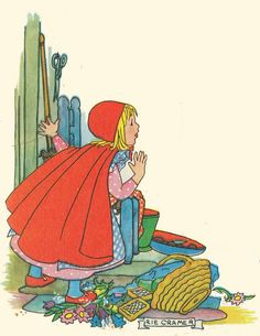 Rie Cramer - Little Red Riding Hood