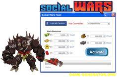 Social Wars Hack Tool