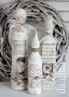 da.gina vintage: Recycling..
