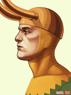 Loki by Mike Mitchell *
