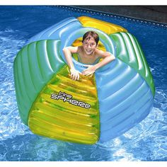 Swimline Swimline Sphere Floating Habitat Pool Float