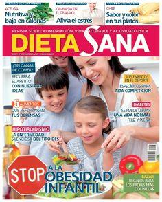 Body Ballet® en Revista Dieta Sana del mes de marzo, 2013.