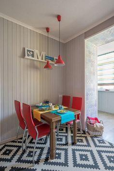 вагонка на кухне Wall Design, Kids Rugs, Interior, House, Color, Furniture, Home Decor, Kitchens, Flat