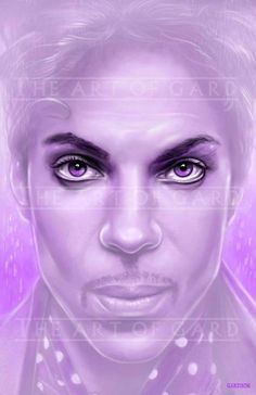 Prince Created by ArtOfGard....I love the way his eyes are emphasized.  <3