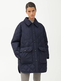 New arrivals - ARKET WW In China, Basic Style, My Style, Georgia, Autumn Inspiration, Quilted Jacket, Winter Jackets, Fashion Outfits, Casual