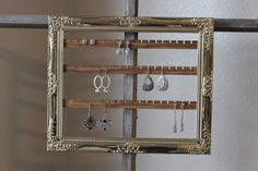 Spinning Jewelry Display Tabletop Jewelry Organizer Earring