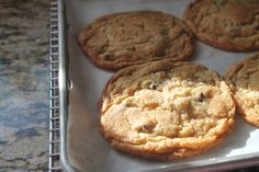 Camp Wander: Is It Really THE BEST Chocolate Chip Cookie?