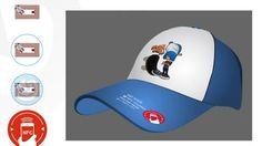 Tappy NFC hats aim to help reunite lost kids with parents http://www.gizmag.com/tappy-nfc-hats-find-lost-chidren/38150/