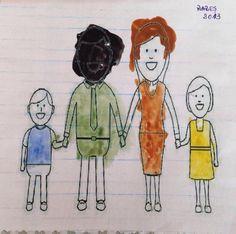 Negru pe desen la grădiniță. Două abordări diferite ale educatoarei. Psychology, Peanuts Comics, Disney Characters, Fictional Characters, Art, Psicologia, Art Background, Kunst, Performing Arts