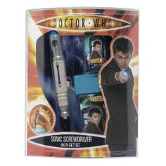 10th doctor's sonic driver, with UV light and ink | Geeky ... on doctor who pen holder, doctor who quilt, doctor who umbrella, doctor who stationery, doctor who vs daleks, doctor who tooth burshes, doctor who jewelry, doctor who place mates, doctor who charger, doctor who candle holder, doctor who home decor, doctor who bathroom decor, doctor who clock, doctor who themed bathroom, doctor who table lamp, doctor who puzzle, doctor who basket, doctor who bathroom ideas, doctor who furniture, doctor who cyber controller,