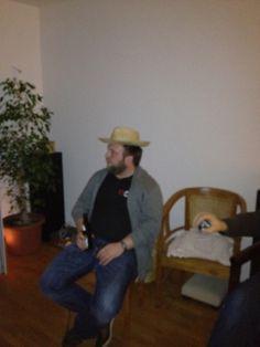 ...dann kam der Cowboy-Song...