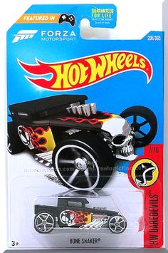 Flat Black, w/Chrome interior, No window, White Skull w/Yellow & Red Flame Graphic on sides, Gray Malaysia base, w/ChrOH5SP's. Only $6.59 with Free Shipping!