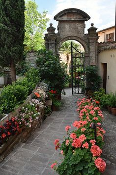 Spello ~ is an ancient town and comune of Italy, in east central Umbria,