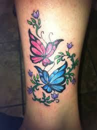 turtle and butterfly tattoo - Google Search