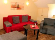 Ferienwohnung Brockenblick Ilsenburg Situated in Ilsenburg, this apartment is 8 km from Wernigerode. The unit is 34 km from Quedlinburg.  The kitchen is equipped with a dishwasher. A flat-screen TV is provided.