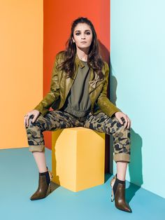 ALIA BHATT A/W '15 COLLECTION FOR JABONG on Behance