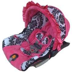 Super Cute Baby Girl Car Seat! | Baby & Children\'s Fashion ...